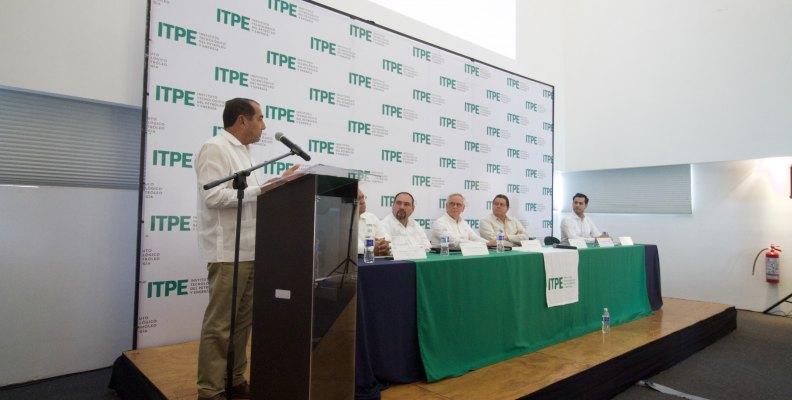 Firma de Convenio de Colaboración entre el ITPE y ABB México